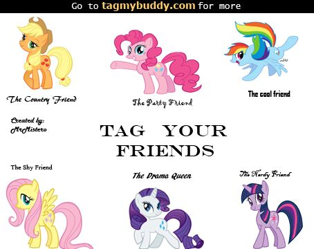TagMyBuddy-Image-10467-MLP-Friendship-is-Magic